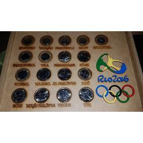Coleção Moedas Das Olimpíadas