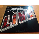 Foghat-live-lp-made In Usa-1ra.edicio1977-portada Troquelada