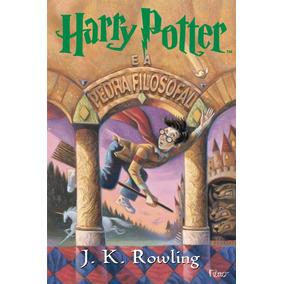 Livro Harry Potter E A Pedra Filosofal Ed: Rocco