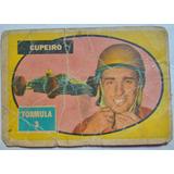 Figurita Tarjeton Futbol 1966 Nª 103 Cupeiro (automovilismo)