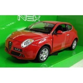 Alfa Romeo Mito - 1:24 - Welly