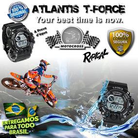 Original Atlantis T-force - Relogio Original + Caixa