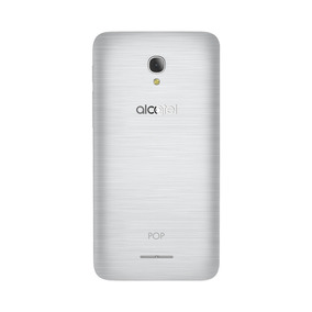 Capa De Protecao Prata Para Smartphone Pop4 5 - Alcatel
