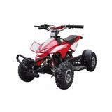 Mini Quadriciclo Importway Gasolina - 49cc - Vermelho