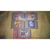 Nintendo 64 Paquet Smash Sub Zero Tenis Party Fox Rumble N64