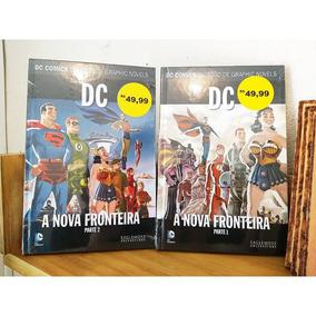 Graphic Novels Da Dc, A Nova Fronteira