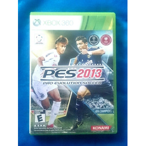 Pes 2013 Xbox 360 Midia Fisica Original Completo