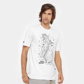 Camiseta Lost Semáforo Mescla Gelo - Camisetas e Blusas Manga Curta ... 62f700705787f