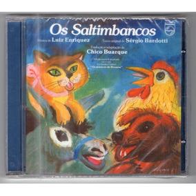cd saltimbancos gratis