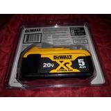 Dewalt Bateria 20 Voltios De 5 Amperios Nuevas