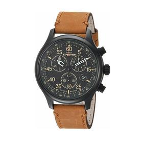 985b19a433d Relogio Timex Chronograph Indiglo - Relógios no Mercado Livre Brasil