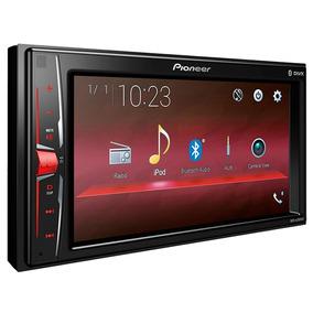 Som Bluetooth Mp3 Player Pioneer Mvh-a208vbt 6,2 Polegadas