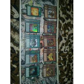 Yu-gi-oh Deck/set Fire King (rei De Fogo) 26cartas + Brinde