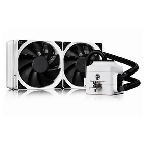 Watercooling Depcool Captain Ex 240 Blanco Envio Gratis