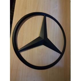 Cartel Insignia Logo Mercedes Benz