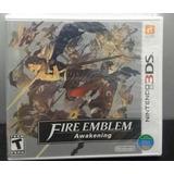 Fire Emblem: Awakening.-3ds