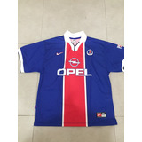 Camisa Polo Nike Importada Paris Saint Germain - Futebol no Mercado ... 173bb99fe6290