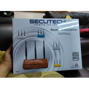 Router Inañambrico Secutech 300 Mbps