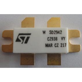 Transistor Mosfet Sd2942 Para Transmisores Fm Trump
