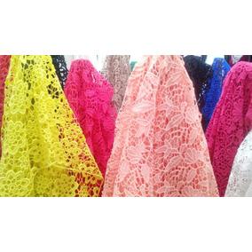 Renda Guipir Tecido Metro Para Vestido Noiva Madrinha Festa