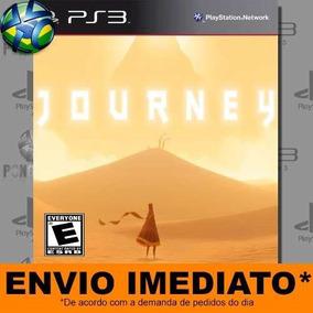 Jogo Ps3 Journey Psn Play 3 Mídia Digital