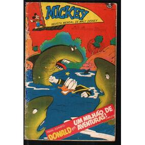 Revista Mickey Walt Disney N. 11 1953 Ed.abril