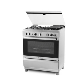 Cocina Bosch Pro547 - 5 Platos + Grill + Churrasquera Nuevo!