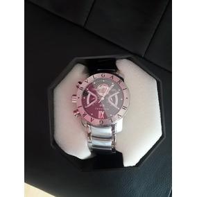 be3957f3905 Relogio Bugari 2845 Safira Não Risca Replica Perfeita - Relógios De ...