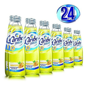 Caribe Cooler Maracuyá 300 Ml 24 Pack