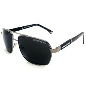 Oculos De Sol Masculino Metal Acetato Ea3072 Polarizad Uv400 7e5b7fa74d