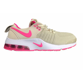 Tenis Oferta Nike Air Presto Beige Rosa