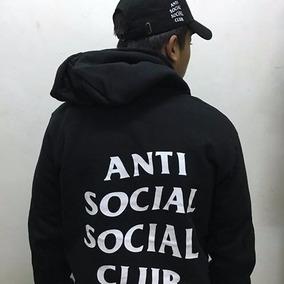 Sudadera Hoodie Anti Social Social Club Unisex Envio Gratis 5433c7ab757