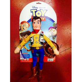Toy Story Woody Peluche Original Con Sonidos De La Pelicula 31af4ef8986