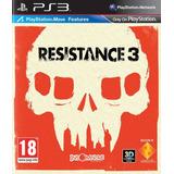 Semi Nuevo - Resistance 3 - Ps3