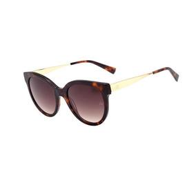 Oculos Sol Ana Hickmann Ah9259 G21 Marrom Tartaruga L Marrom 99a7c8a794