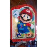 Piñatas Mario Bross Personalizadas