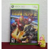 Iron Man 2 Xbox 360 Garantizado!! :)