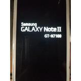 Ultimo Precio Samsung Galaxy 2 Note Gt N7100 Usado