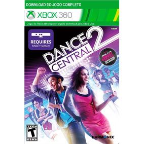 Jogo De Dança Kinect Dance Central 2 Xbox 360 Codido Originl