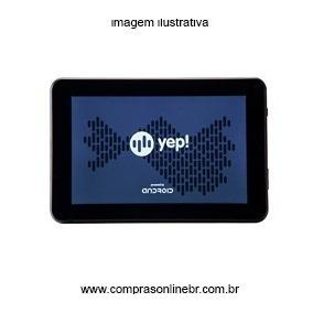 Vendo Tablet Yep Stb7113 Simi Novo Com A Tela Trincada