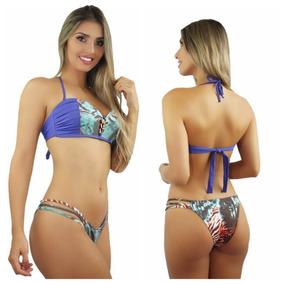 b083fc955fc Biquini Verão 2018 Para Revenda L Tamanho G - Moda Praia no Mercado ...