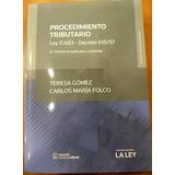 Procedimiento Tributario 9°ed 2018 Folco , T Y Gomez
