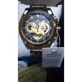 2f41ce18308 Casio Edifice Serie Ouro Ef 539 De Luxo - Relógios De Pulso no ...
