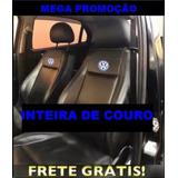 Voyage 86 87 88 89 Capa Banco Carro 100% Couro Automotivo