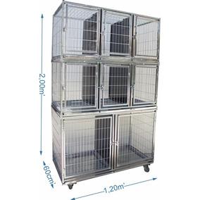 Gaiola Para Caes Desmontavel - Cachorros no Mercado Livre Brasil f89b2c2206e