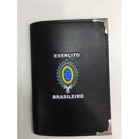 Porta Documentos De Carros E Motos Do Exército Brasileiro b13f15a31f8