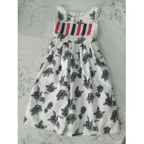 Vestido De Niña Casual