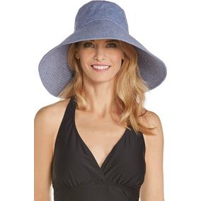 Coolibar Upf 50+ Sombrero De Playa Para Mujer - Protecció f339466e8aa