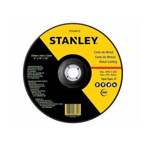 Abrasivo Para Metal T1 Corte 355 Y 25 Mm Stab011rla Stanley