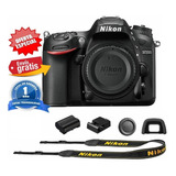 Camara Profesional Nikon D7200 Cuerpo Wifi 24.2mp Hd Oferta!